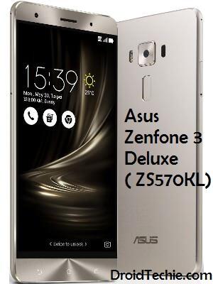 Asus Zenfone 3 Delux