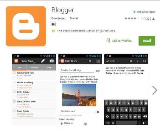 Best Android Apps For Bloggers (2)