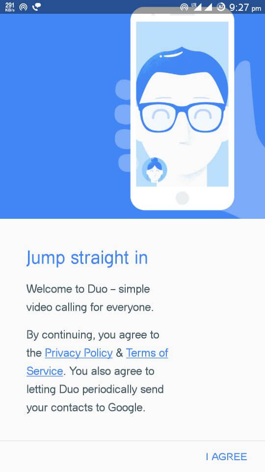 Google Duo Terms and Conditions