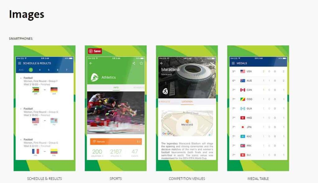 Rio Olympics Android apps1 (1)