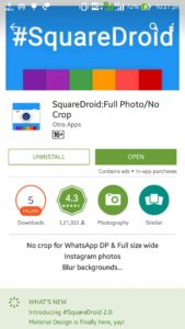 Set Full WhatsApp Profile Pic without Cropping (1)