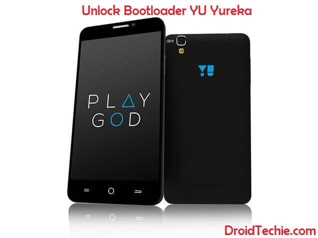 Unlock Bootloader YU Yureka