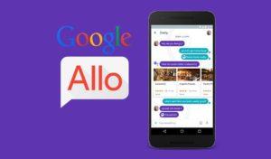 Google Smart Messaging App Allo Features