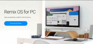 [How To] Install Remix OS on PC or Laptop Latest Build