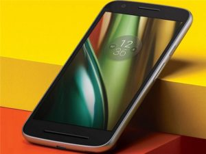 Moto E3 Power 4G VoLTE 3500mAh Battery
