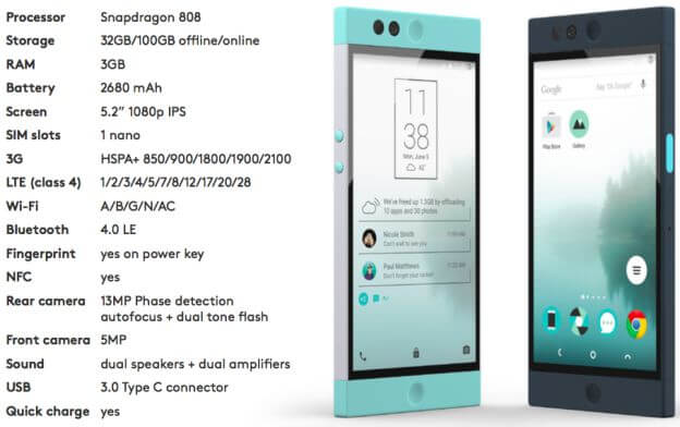 Smartphone With Unlimited Memory