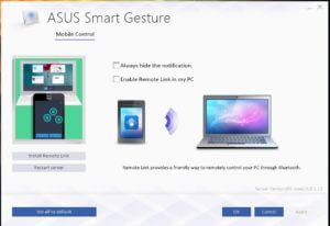 Operate Laptop Via Remote Link Zenfone