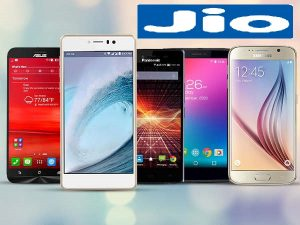 List of Reliance Jio 4G supported VoLTE Smartphones