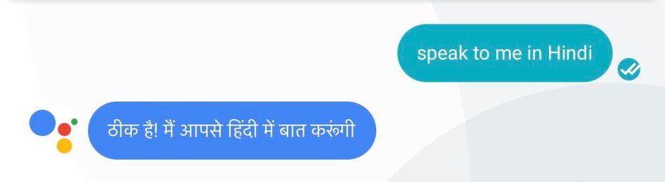 Google Allo's Google Assistant Now Supports Hindi