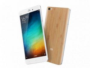 Xiaomi Mi Note Android 7 Nougat OTA update.