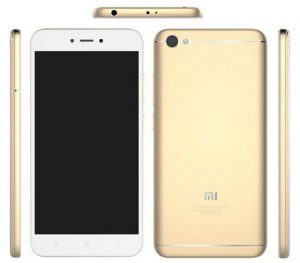 Xiaomi Redmi Note 5A With Snapdragon 425 SoC and 2GB of RAM