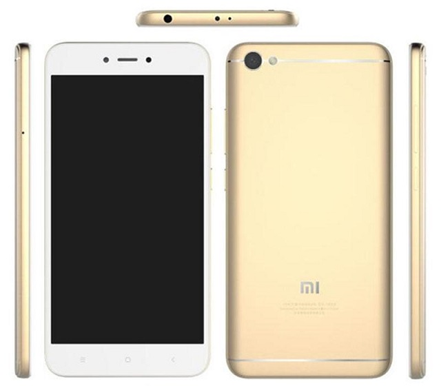 Xiaomi Redmi Note 5 A With Snapdragon 425 SoC and 2GB of RAM