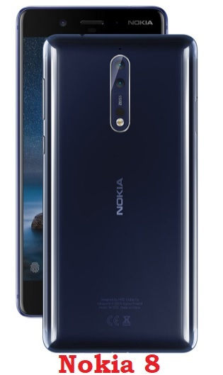 First True Flagship Nokia 8 at Rs. 36,999