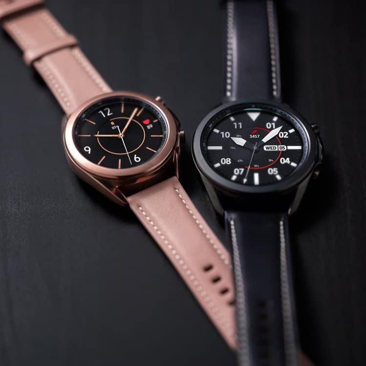 Samsung Galaxy Watch 3 and Samsung buds live launched in India.